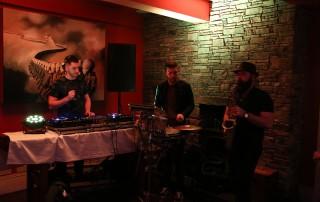 DJ Sax & Percussion