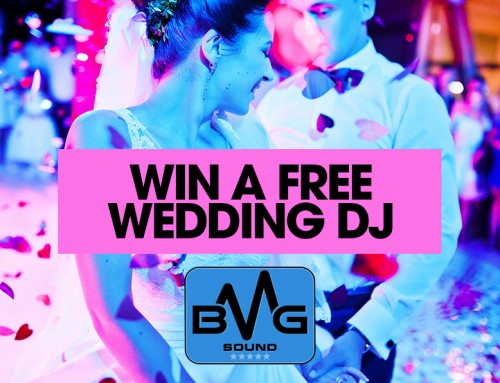 Win a free wedding DJ