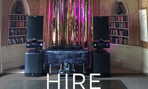Hire PA Systems - BMG Sound