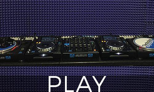 Play Dj Training - BMG Sound