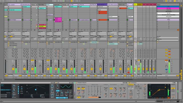 Ableton Live - BMG Sound | DJ Training | Music Production | PA Hire