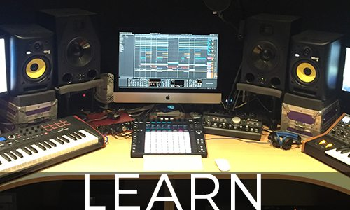 Learn Music Production - BMG sound